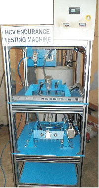 Endurance Testing Machine in Faridabad Haryana Delhi NCR North India